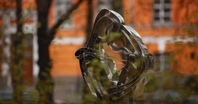 Арт-объект «Любовь-Вселенная»