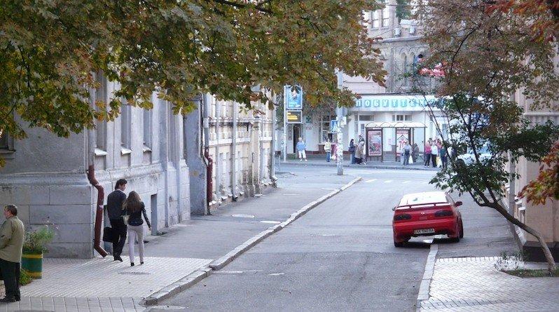 Інженерний провулок. Найкоротша вулиця Києва   Київ від минулого до  майбутнього