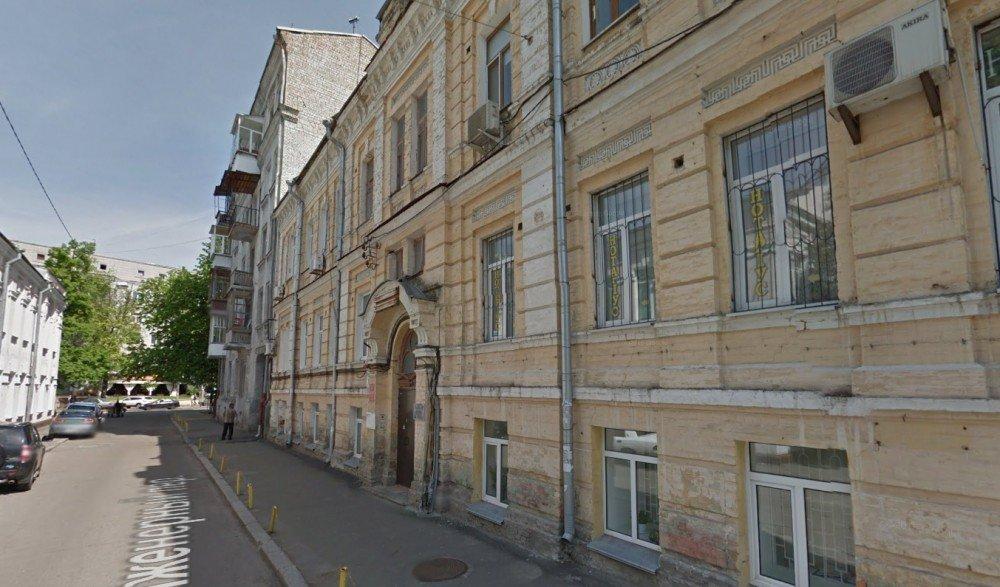 Инженерный переулок. Самая короткая улица Киева
