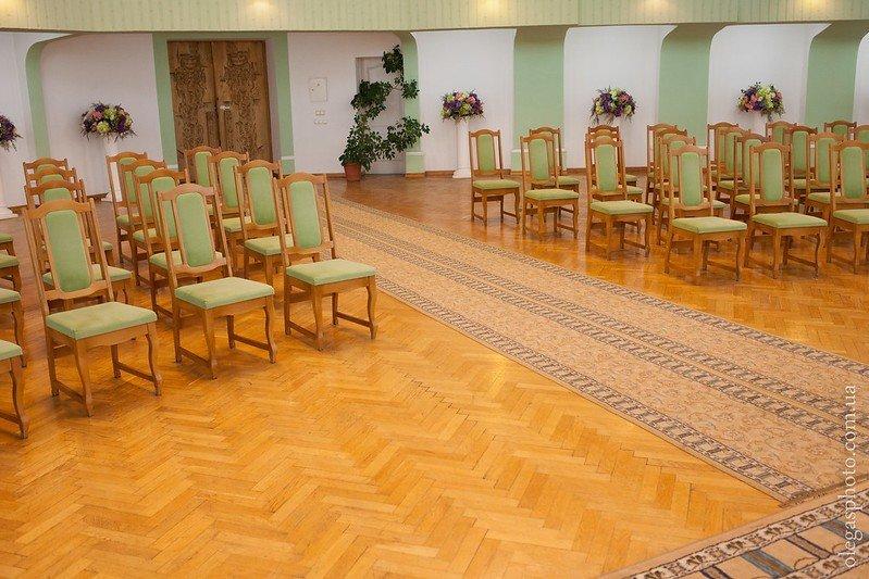 Центральний палац шлюбів Києва