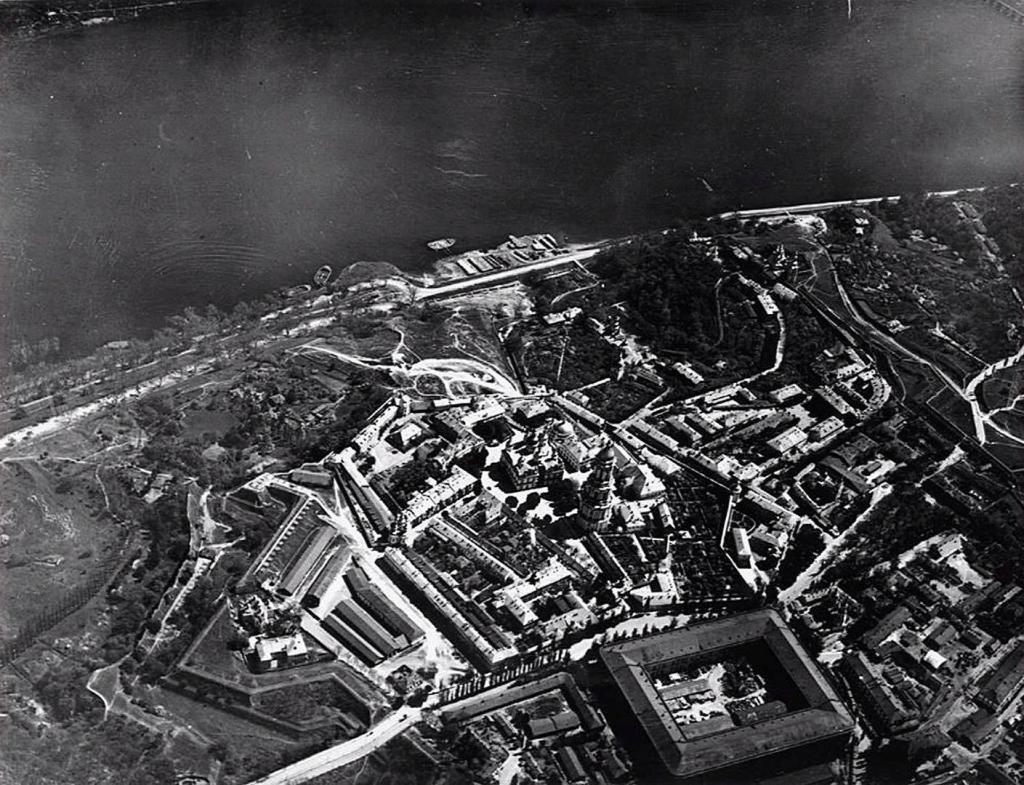 Уникальные кадры Киева 1918 года