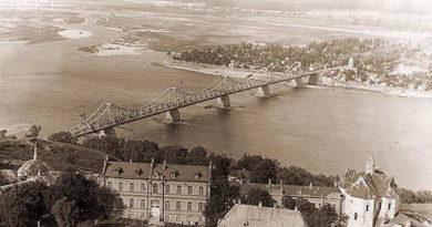 Міст імені Євгенії Бош. Історія