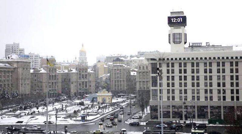 Главные часы Киева