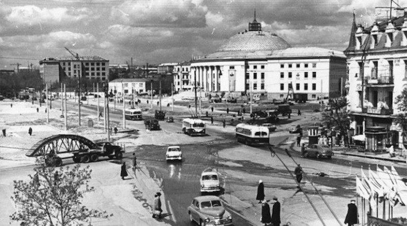 Киев 1960 года