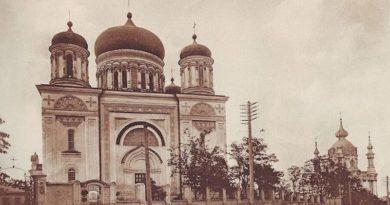 Десятинная церковь. История