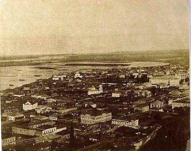 Перші фото Києва