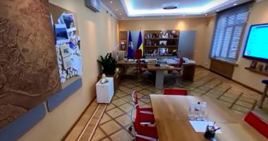 Екскурсія кабінетом київського міського голови