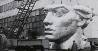 Как строили монумент Родина-мать в Киеве