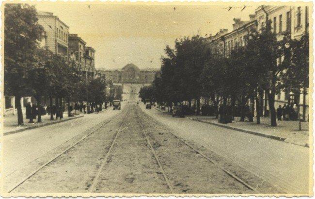 Вулиця Симона Петлюри. Історія