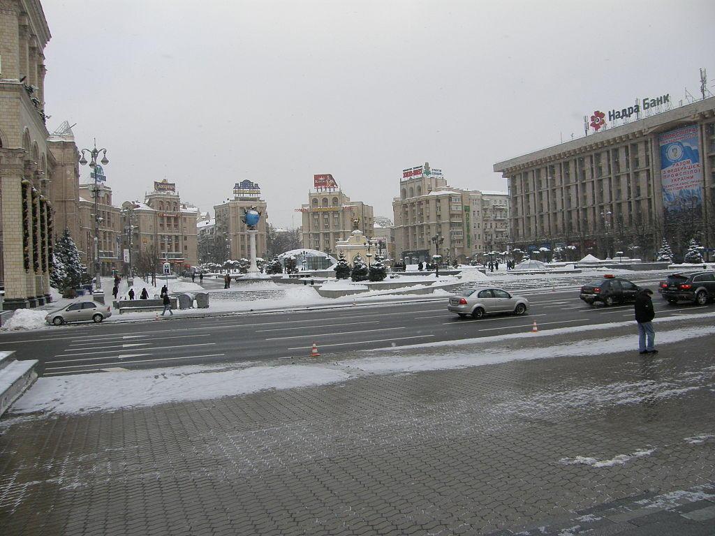 Киевская городская дума. История
