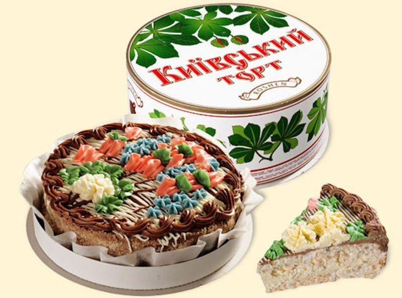 Киевский торт. История и интересные факты