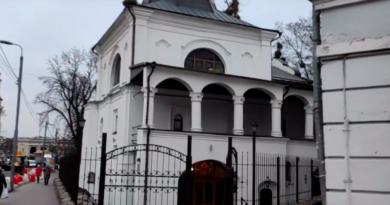 Киевский Всадник без головы