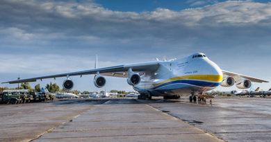 Ан-225 виконує випробувальні польоти після модернізації