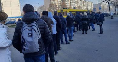 Київ з неділі зупиняє пасажирські перевезення