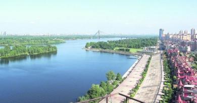 """""""Міст Кличка-2""""? На Оболоні зведуть новий мостовий перехід"""