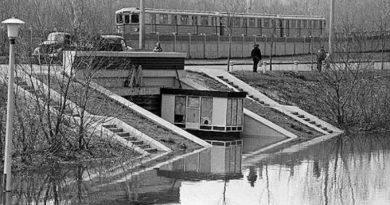 Киевское наводнение 1970 года