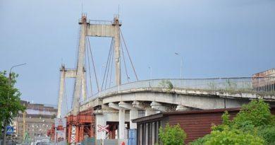 Рібальский вантовий міст