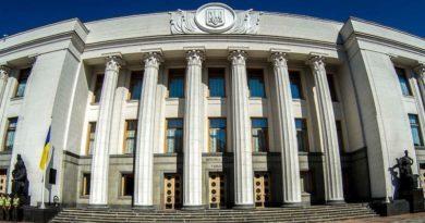 До Верховної Ради обмежили доступ через коронавірус