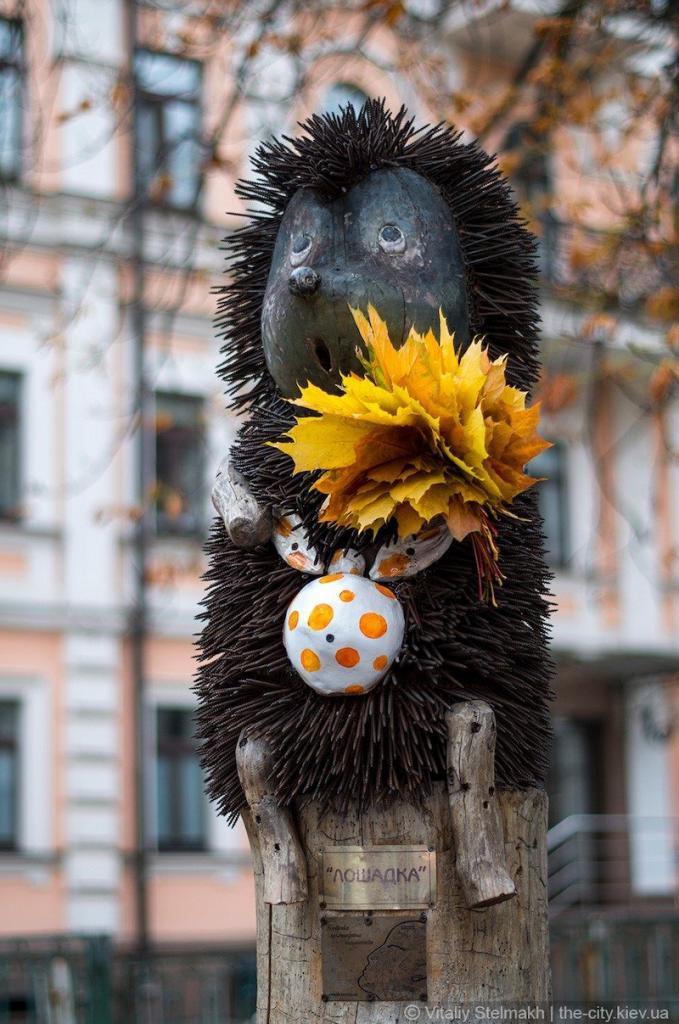 Скульптуры Константина Скритуцкого - 10 интересных фактов