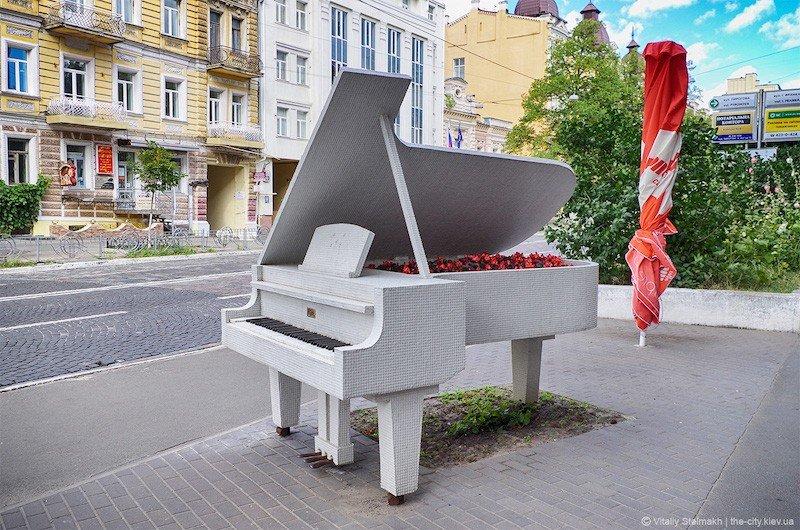 Скульптури Костянтина Скритуцького - 10 цікавих фактів