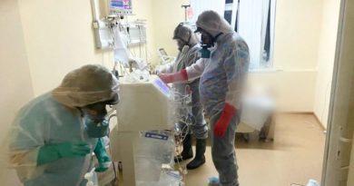 Врачам инфекционных отделений, которые спасают киевлян от коронавируса, будут доплачивать от 5 до 10 тысяч гривен