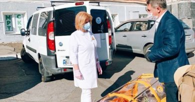 Місця в інфекційних відділеннях закінчуються - головний лікар Олександрівській клінічній лікарні