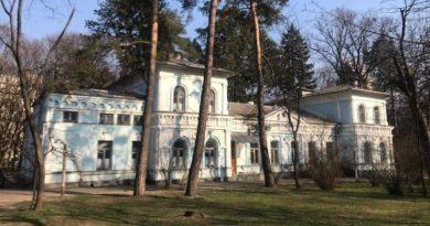 """Кияни просять реконструювати так звану """"дачу Хрущева"""" по вулиці Герцена, 16. Петиція"""