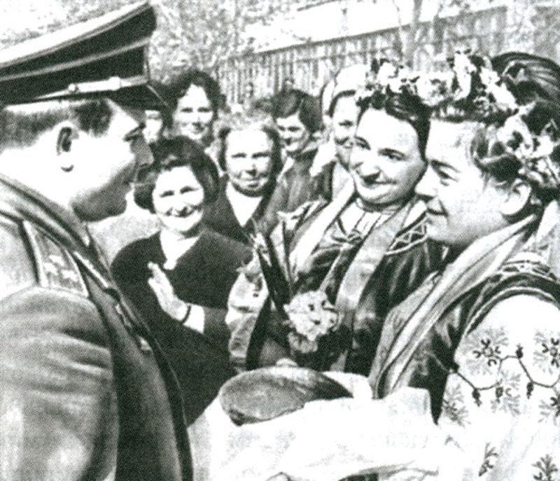 Юрій Гагарін в Києві