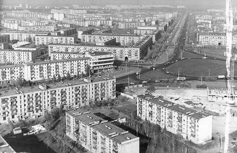 """Історія київських """"хрущовок"""""""