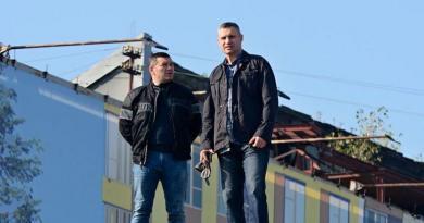 Віталій Кличко відсторонив Поворозника на час розслідування