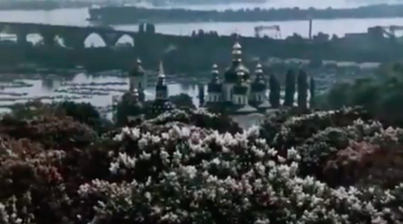 Киев 1977 года. Видео