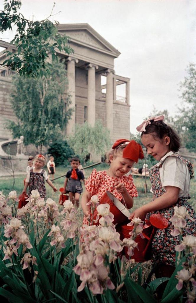 «Орленок» - старейший Киевский детский сад