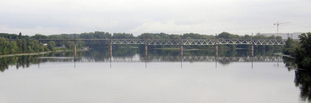 Петровский мост. История