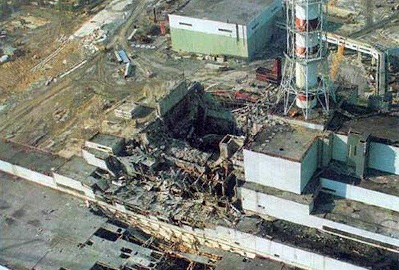 Через сутки после аварии на Чернобыльской АЭС в Киеве сыграли Динамо и Спартак