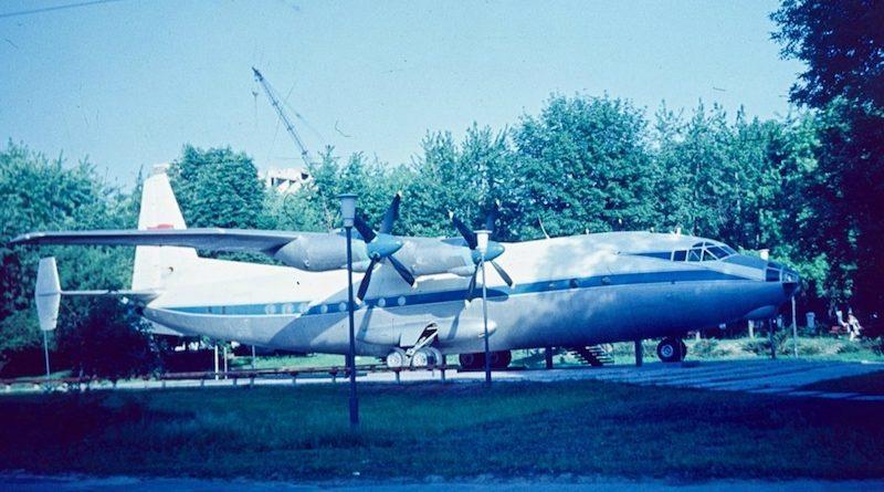 Киевские самолеты-кинотеатры