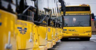 Київ планує придбати в лізинг 200 великих автобусів, що можуть надійти в місто вже восени