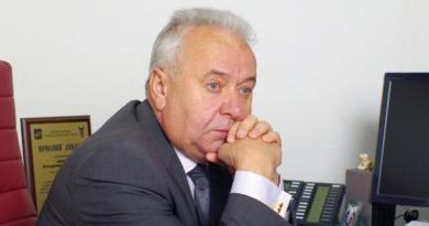 """Помер голова правління """"Київхліб» Володимир Череда"""