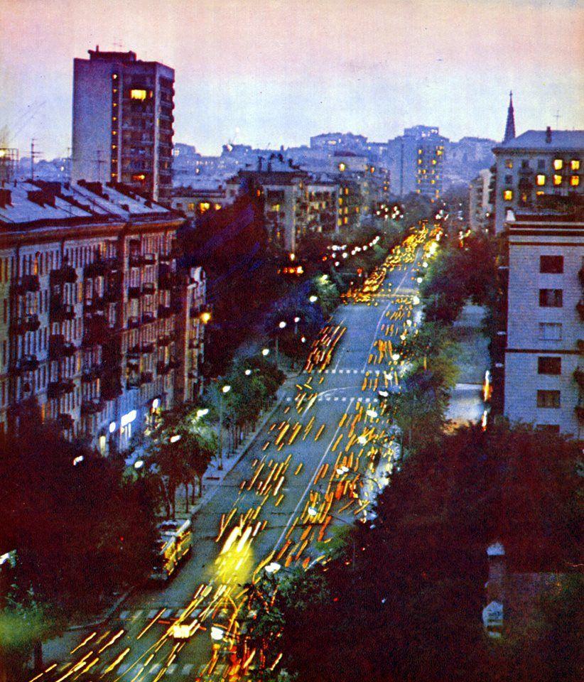 Фотолетопись Николая Козловского