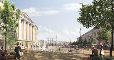 Власти Киева будут отстаивать пешеходную зону на Контрактовой площади и улице Сагайдачного