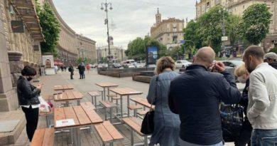 Кабмін дозволив гуляти групами до 8 людей і сидіти за столиками вчотирьох