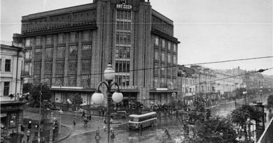 Довоєнний Київ 1941 року. Відео