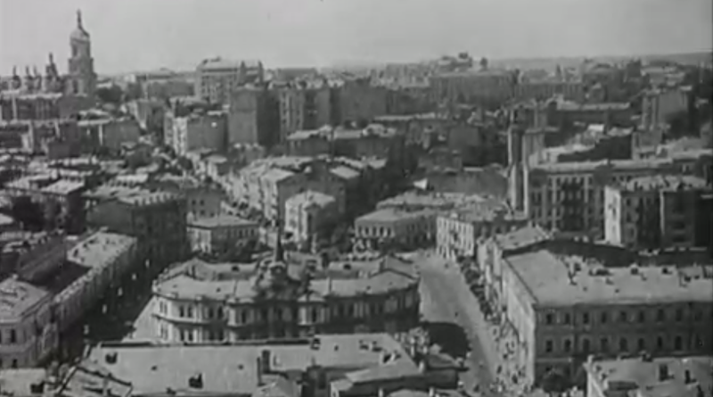 Киев освобожден. Кинохроника 1943 года.