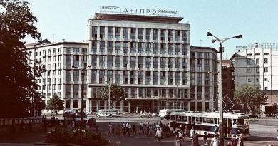 Киев на фото Ирины Пап