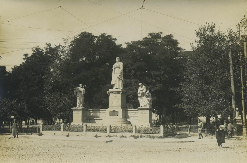 Пам'ятник княгині Ользі