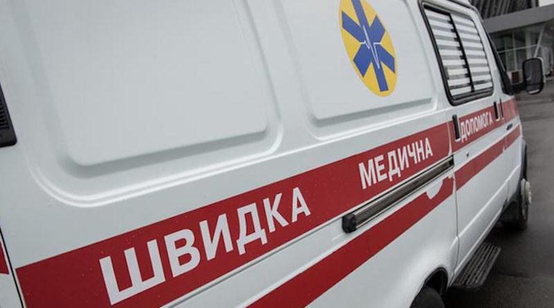 """Напади на медиків у Києві: побили водія """"швидкої"""", пограбували співробітниць медцентру"""