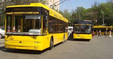 Київська влада планує після 22 травня відновити роботу наземного громадського транспорту у звичайному режимі