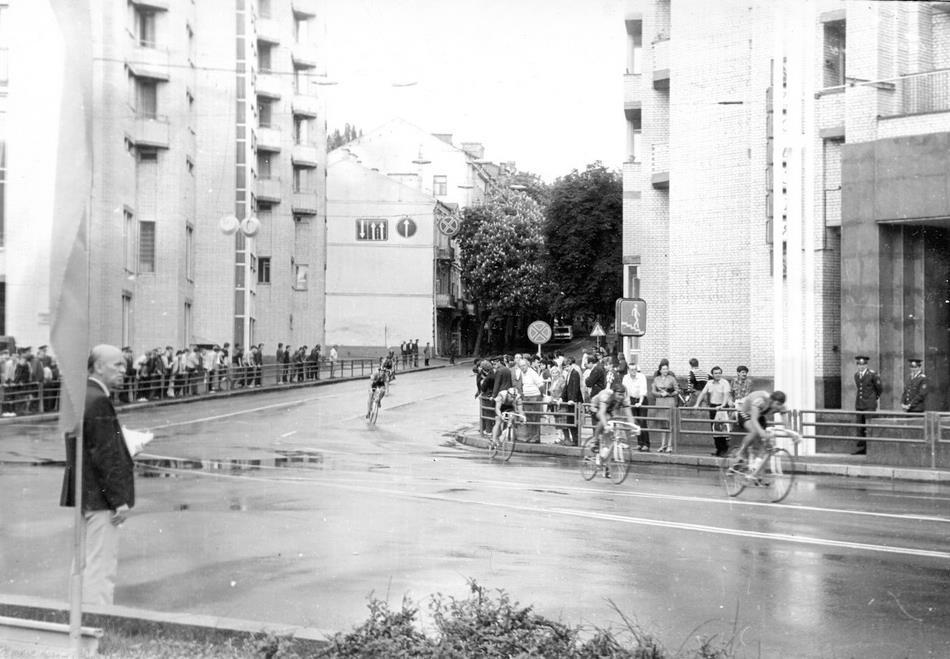 """Велогонка Миру"" 1986 року"