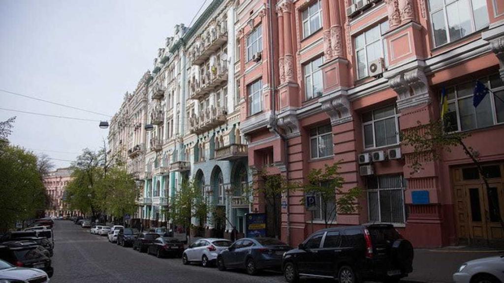 Київ Городецького