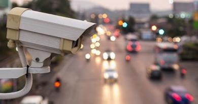 В столиці камери за 8 хв зафіксували 262 випадки перевищення швидкості. Адреси камер