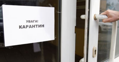 Київ і вісім областей не відповідають вимогам для пом'якшення карантину, - МОЗ. Інфографіка